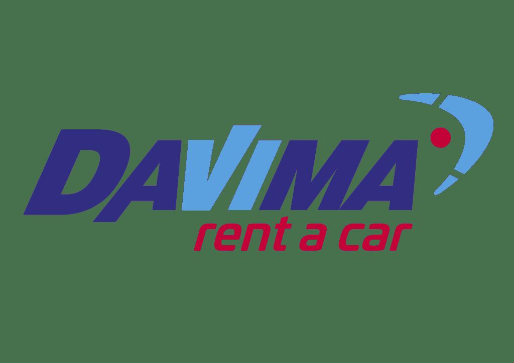 Logo Davima rent a car